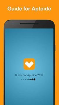 Guide For Aptoide 2017 poster
