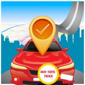 Vehicle Number Address Finder icon