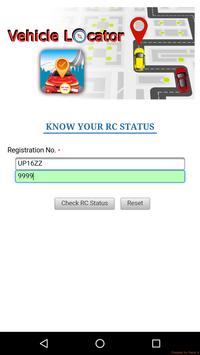 Vehicle Number Address Finder screenshot 4