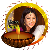 Shubh Diwali Photo Frames icon
