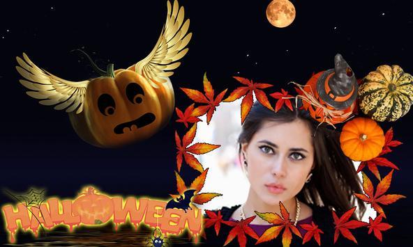 Halloween Photo Frames apk screenshot