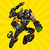Guide LEGO Hero Factory icon
