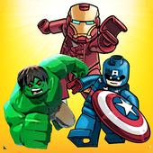 Guide LEGO Marvel Avengers icon