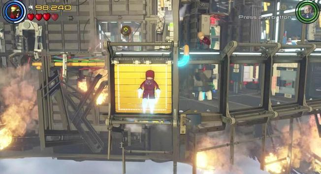 Guide LEGO Marvel Avengers apk screenshot