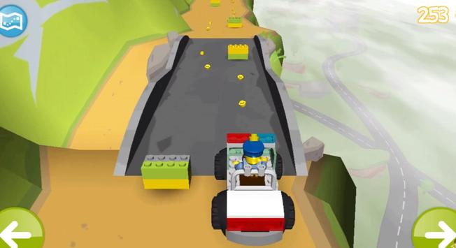 Guide LEGO Juniors poster