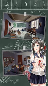 Prison Escape:Pretty Girl's High School Escape screenshot 1