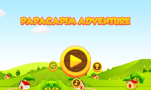 Papacapim super adventure apk screenshot