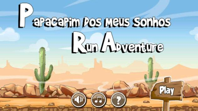 Papacapim dos Meus Sonhos run adventure apk screenshot