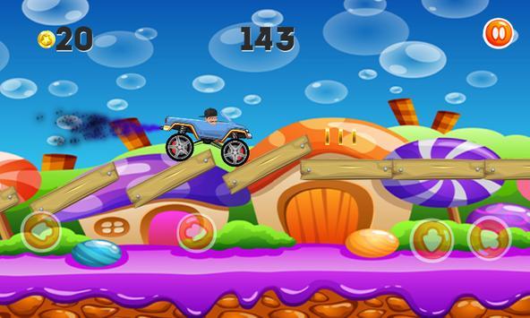Papacapim dos Meus Sonhos adventures apk screenshot