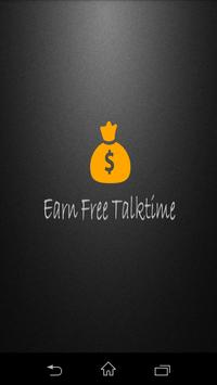Earn Free Talktime Upto Rs 50 apk screenshot