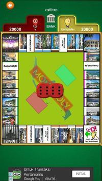 Monopoli Indonesia screenshot 5
