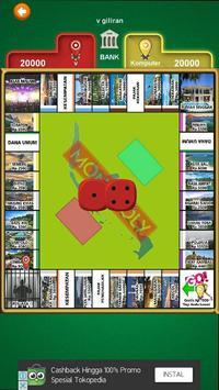 Monopoli Indonesia screenshot 6