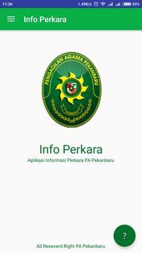 Informasi Perkara Pengadilan Agama Pekanbaru poster