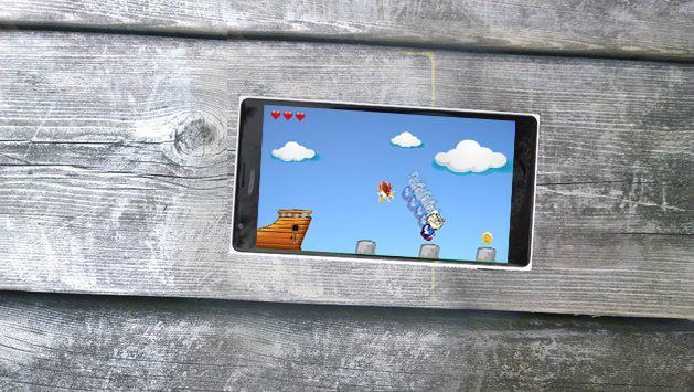 Papeye Jump screenshot 3