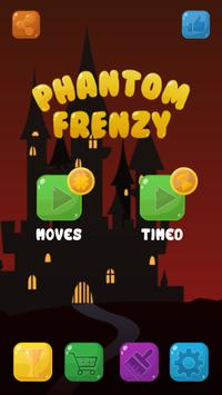 Phantom Frenzy: Ghost Crush apk screenshot