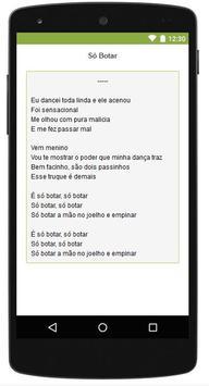 Banda Vingado Top Lyric Album apk screenshot