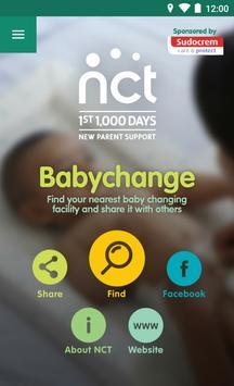 NCT Babychange poster