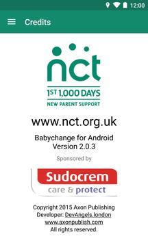 NCT Babychange screenshot 7