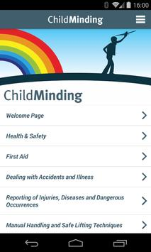 Childminding Health & Safety poster