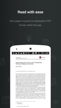 Paperity screenshot 2