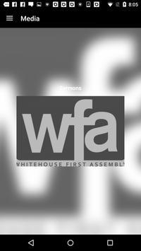 Whitehouse First AG apk screenshot