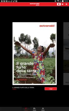 ActionAid News poster
