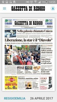 La Gazzetta di Reggio poster