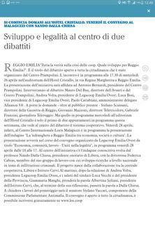 La Gazzetta di Reggio apk screenshot