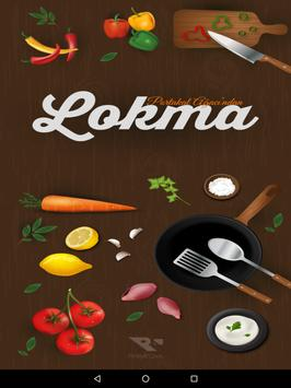 Lokma apk screenshot