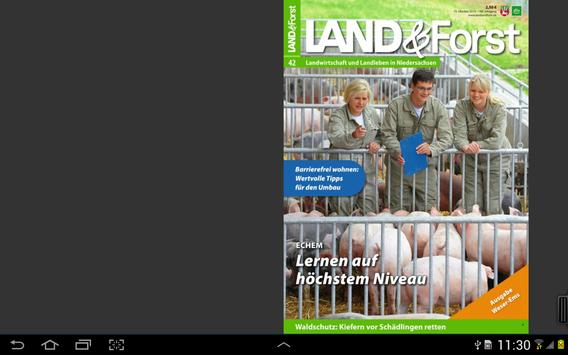 LAND & Forst screenshot 5