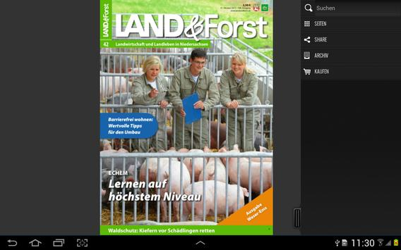 LAND & Forst screenshot 6