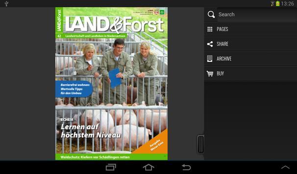 LAND & Forst screenshot 10