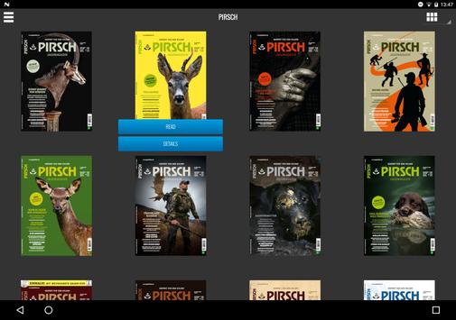 PIRSCH apk screenshot