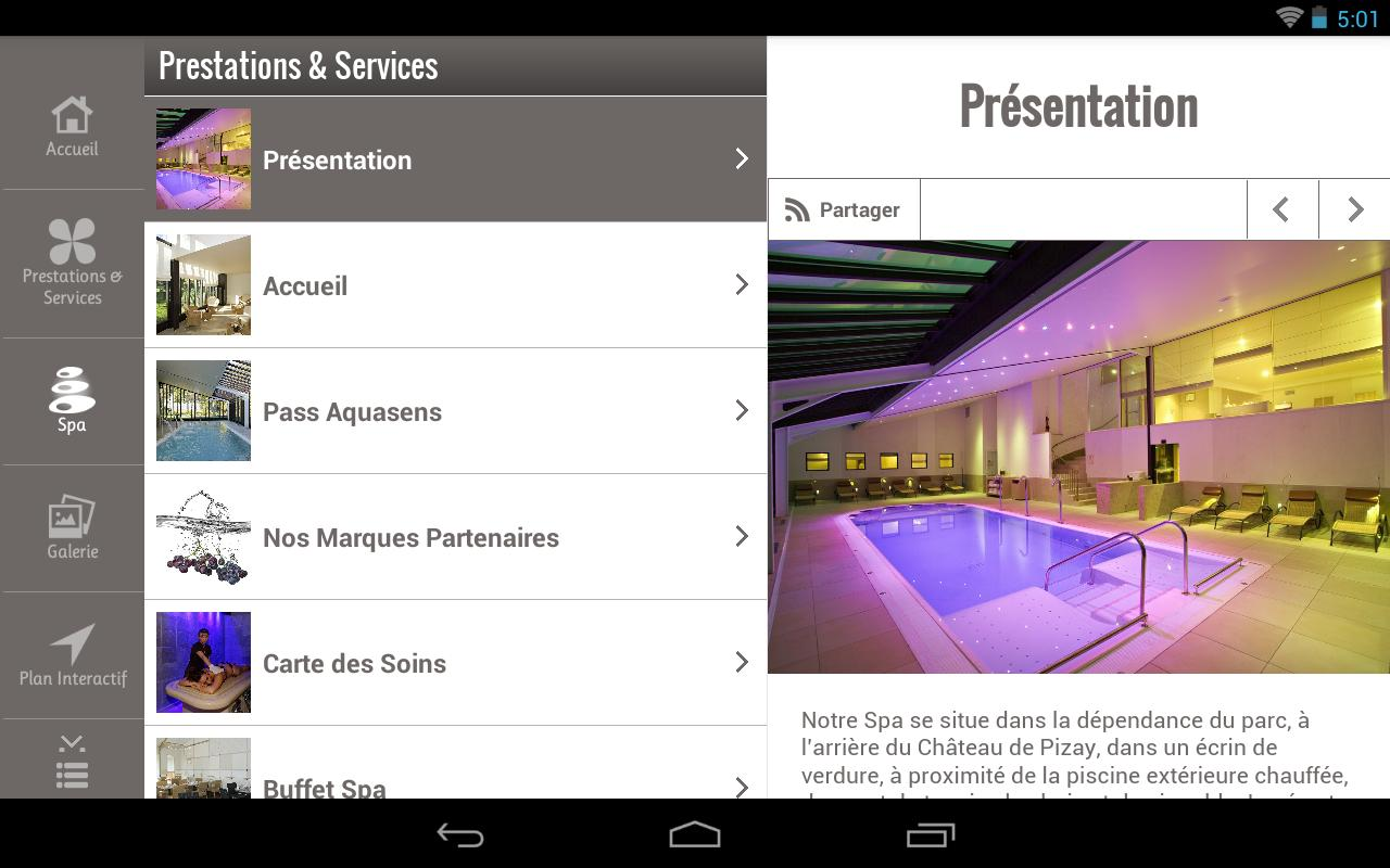 Chateau De Pizay For Android Apk Download