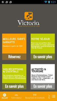 Hôtel Victoria poster