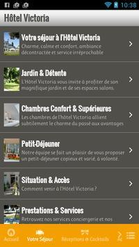 Hôtel Victoria screenshot 1