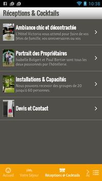 Hôtel Victoria screenshot 2