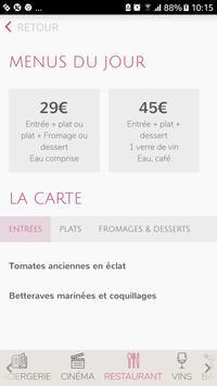 Le Petit Palais d'Aglaé, Hôtel Restaurant Spa screenshot 5