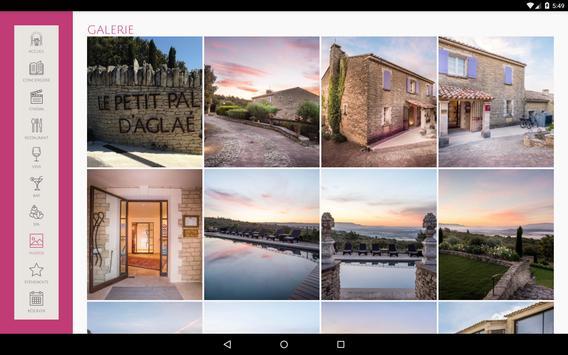 Le Petit Palais d'Aglaé, Hôtel Restaurant Spa screenshot 14