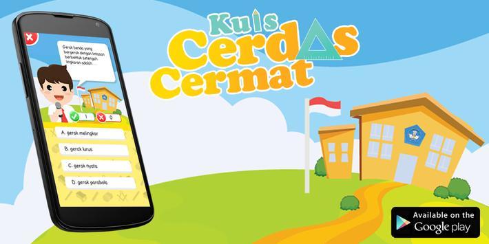 Kuis Cerdas Cermat poster