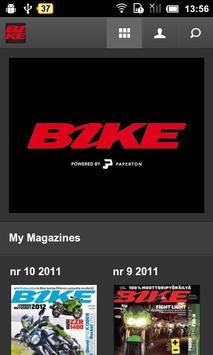 Bike Suomi apk screenshot