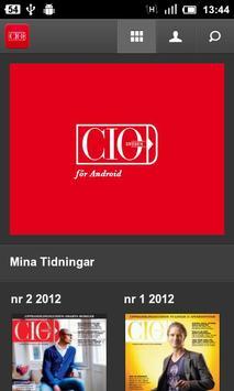 CIO Sweden apk screenshot