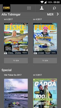 Tidningen Fiskejournalen screenshot 1