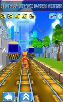 Subway Princess Cat: Simulator apk screenshot