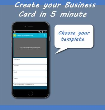 Pro business card maker apk download free business app for android pro business card maker poster reheart Gallery