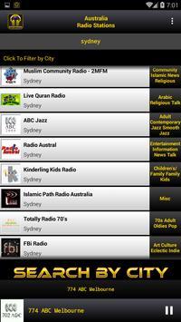 Australia Radio Stations apk screenshot