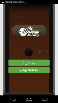 Alicorp App poster