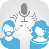 Change your voice icon