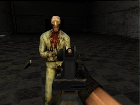 Zombie Asylum apk screenshot