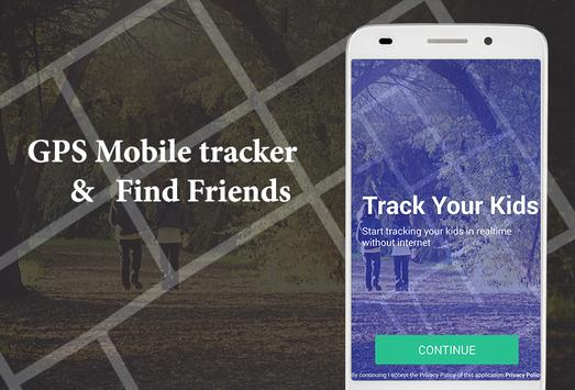 Cell Phone Tracker apk screenshot